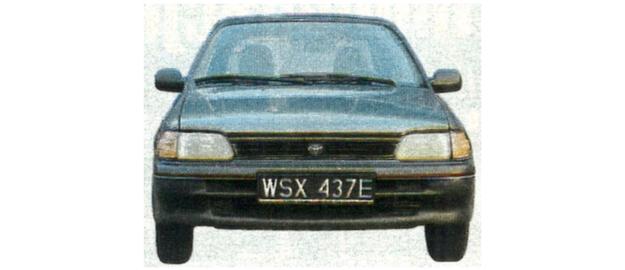 starlet /Motor