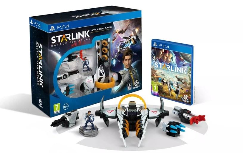 Starlink: Battle for Atlas - zestaw startowy na PS4 /materiały prasowe