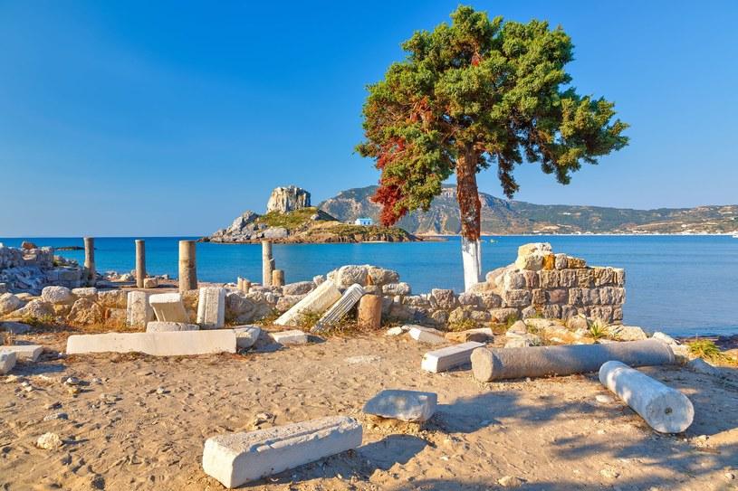 Starożytne ruiny na wyspie Kos /123RF/PICSEL