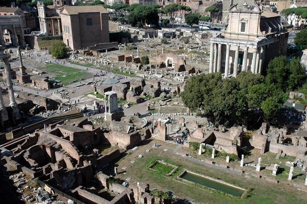 Starożytny Rzym to kolebka języka łacińskiego /East News