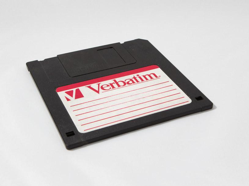 Starsi użytkownicy komputerów kojarzą Verbatim przede wszystkim z dyskietkami /123RF/PICSEL
