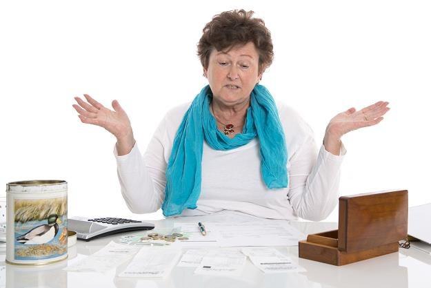 Starsze matki przegrały emerytury. Dostają najniższe świadczenia /©123RF/PICSEL