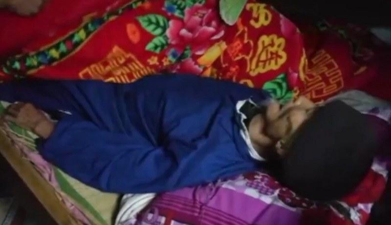 Starszy mężczyzna mógł zostać pochowany żywcem /Asia Wire Report /East News