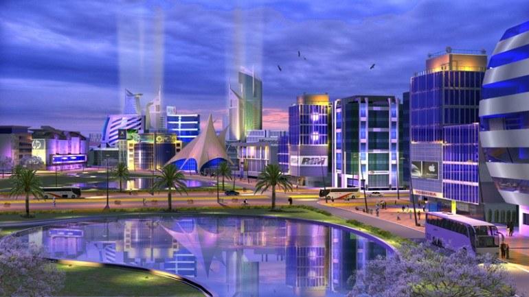 Start budowy Konza Tech City najwcześniej w 2017 r. /materiały prasowe