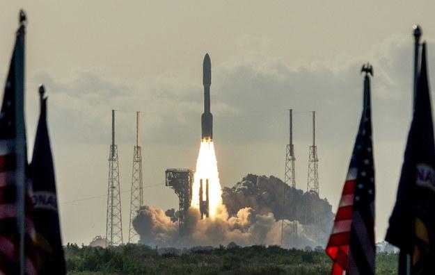 Start Misji Mars 2020 z przylądka Canaveral na Florydzie /CRISTOBAL HERRERA-ULASHKEVICH /PAP/EPA
