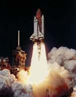 Start promu kosmicznego Atlantis, 3 XI 1994 r. /Encyklopedia Internautica
