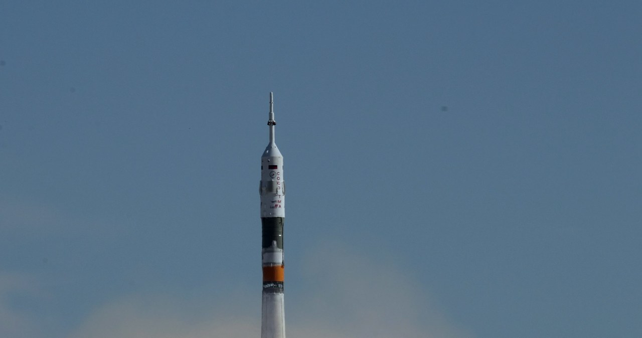 Start promu Sojuz zgodnie z planem