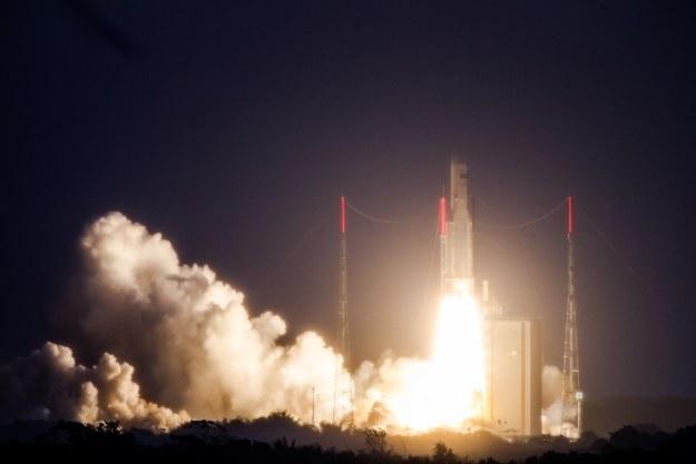 Start rakiety Ariane /AFP