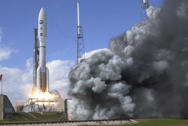 Start rakiety Atlas V /AFP