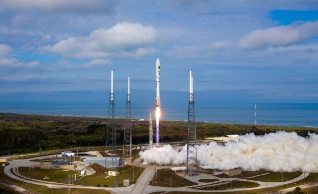 Start rakiety Atlas V /AFP