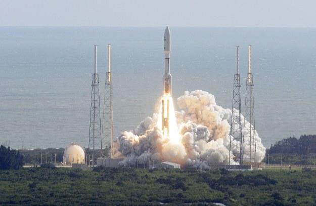 Start rakiety Saturn 5 /AFP