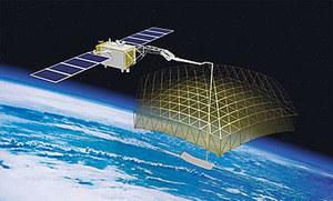 Start rakiety Strieła z satelitą Kondor