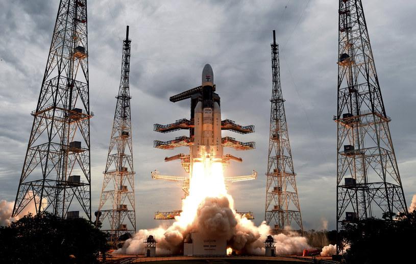 Start sondy Chandrayaan-2 /East News