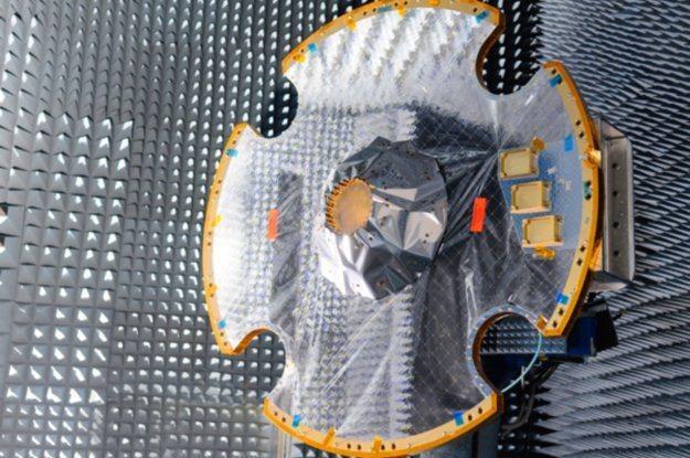 Start sondy Gaia już w czerwcu 2013 r. (Fot. ESA) /materiały prasowe