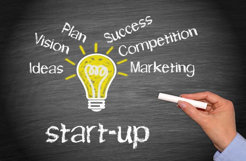 Start-upy mogą wnieść dużo dobrego do polskich firm /123RF/PICSEL
