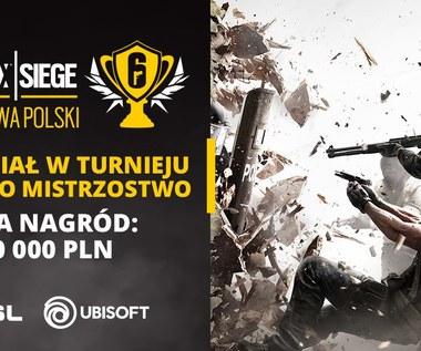 Startuje druga edycja Mistrzostw Polski Rainbow Six: Siege