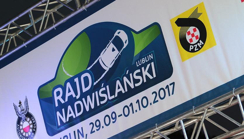 Startuje Rajd Nadwiślański! W sobotę zawodników czeka 5 odcinków specjalnych