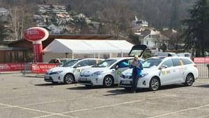 Startujemy w Rajdzie Monte Carlo Nowych Energii