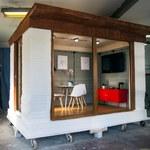 Startup wydrukował pierwszy w Polsce betonowy budynek z drukarki 3D