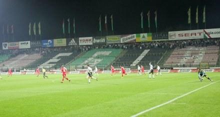 Stary stadion Legii ma stanąć na miejscu obecnego, fot: Marek Biczyk /Agencja Przegląd Sportowy