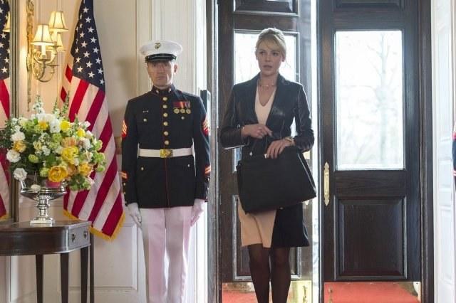 """""""State of Affairs"""": Polityczny serial sensacyjny dla NBC. Premiera już 17 listopada w USA. Obok Katherine na ekranie pojawi się Alfre Woodard (Betty Applewhite z """"Gotowych na wszystko""""). /NBC /materiały prasowe"""