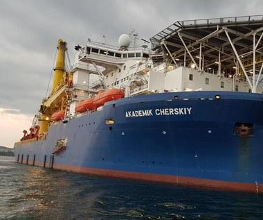 Statek, który ma ukończyć Nord Stream 2 kolejny raz zmienił właściciela