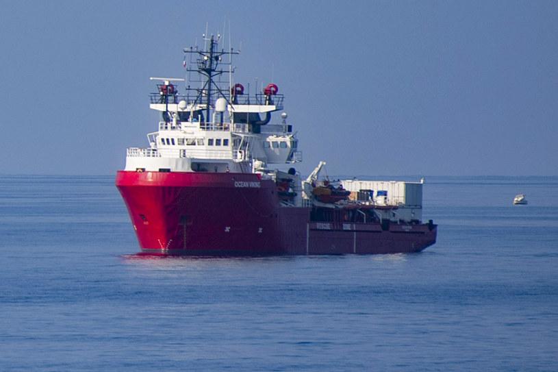 Statek Ocean Viking /AFP