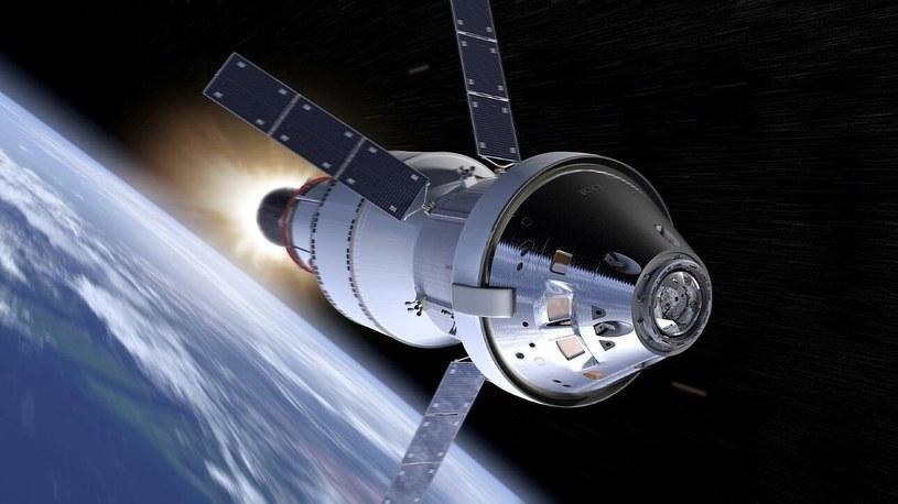 Statek Orion /materiały prasowe