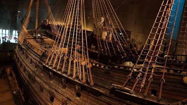 Statek Vasa /foto. pixabay /