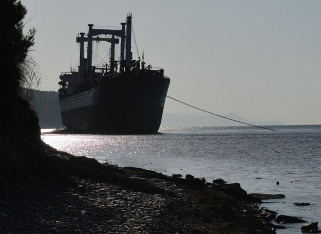 Statek wpłynął na mieliznę  / Zdjęcie ilustracyjne /123RF/PICSEL