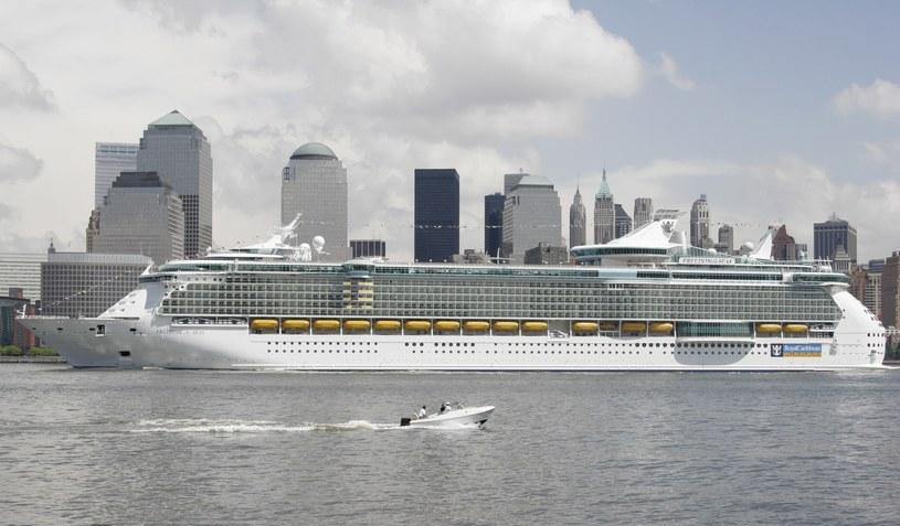 Statek wycieczkowy Freedom of Seas /PETER MORGAN /East News