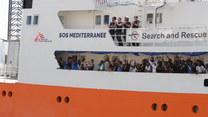 Statek z imigrantami dotarł do portu w Malcie