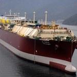 Statek z LNG z Kataru wypłynął do Polski