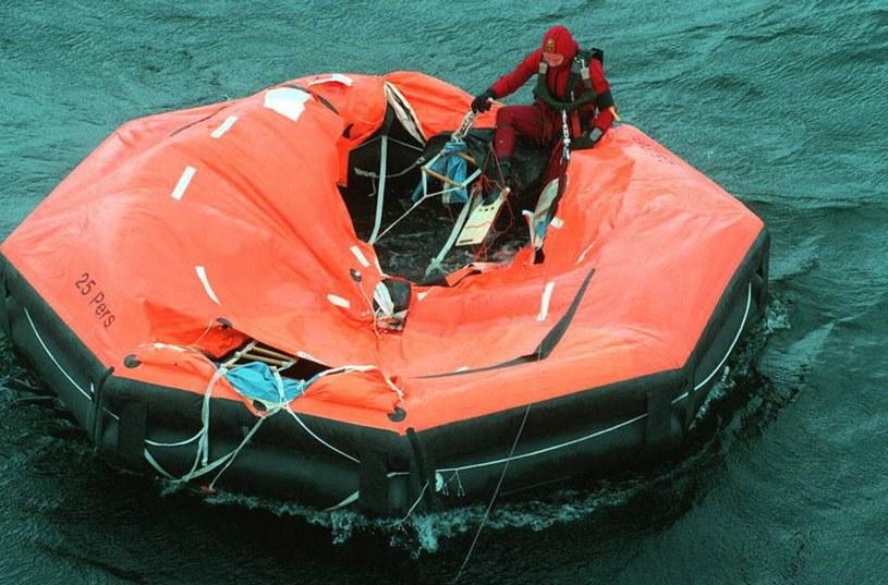 Statek zatonął w pobliżu fińskiej wyspy Uto w nocy z 27 na 28 września 1994 roku, pochłaniając 852 ofiary /PICA PRESSFOTO/SIPA /East News