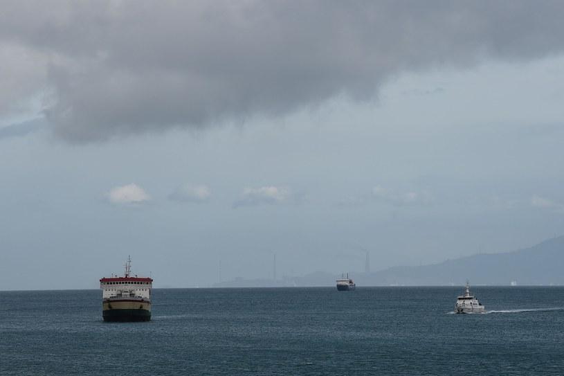 Statki płynące pomiędzy wyspami Jawa i Sumatra /MOHD RASFAN /East News