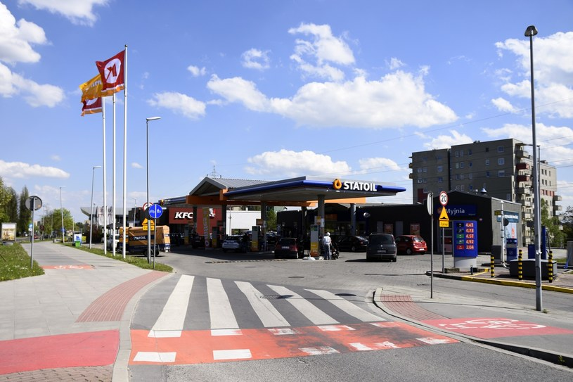 Statoil zmienia się na Circle K /Jacek Boroń /Reporter
