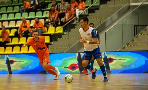 STATSCORE Futsal Ekstraklasa: Constract bliżej wicemistrzostwa! /Fot. Jarosław Frąckowiak /