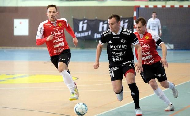 STATSCORE Futsal Ekstraklasa: Kolejny spadkowicz już w sobotę?