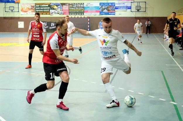STATSCORE Futsal Ekstraklasa: Kwestia utrzymania wciąż nierozstrzygnięta /Fot. Aleksander Knitter  /