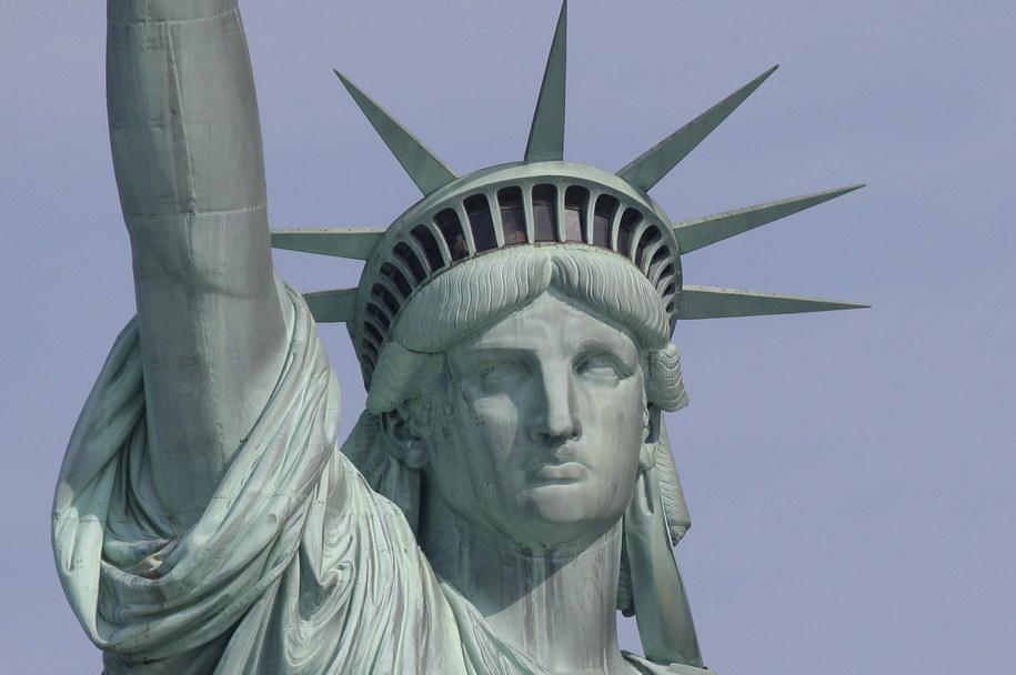 Statua Wolności /JOHN ANGELILLO /PAP/EPA