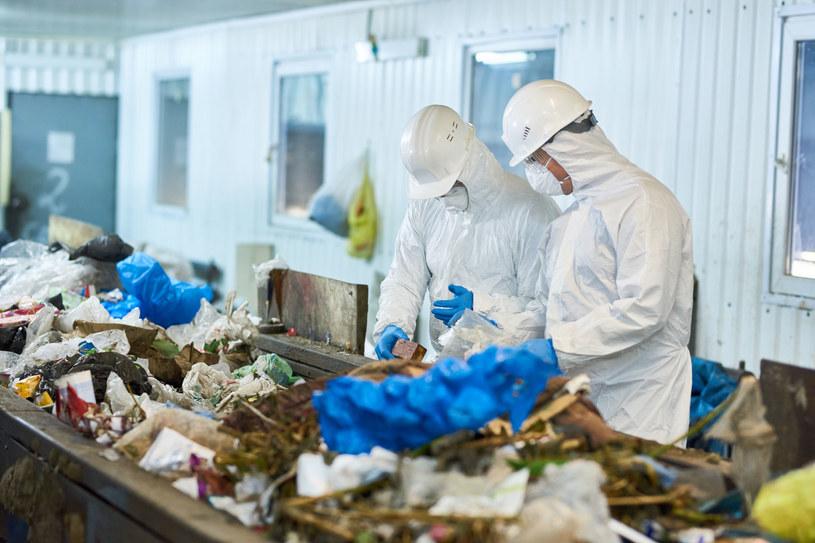 Statystyczny Polak produkuje rocznie 329 kg odpadów komunalnych. /123RF/PICSEL