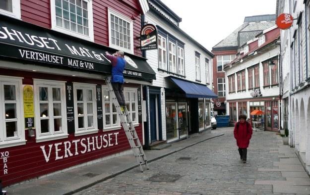 Stavanger /AFP