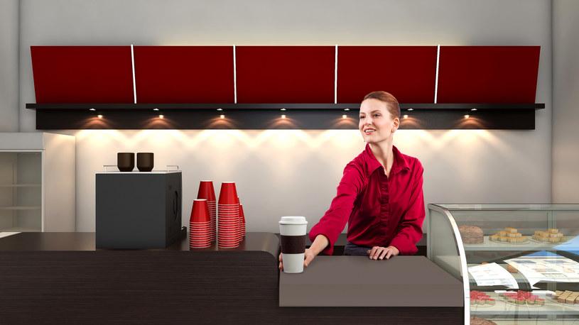 Stażysta jak barista, głównie od kawy... /123RF/PICSEL