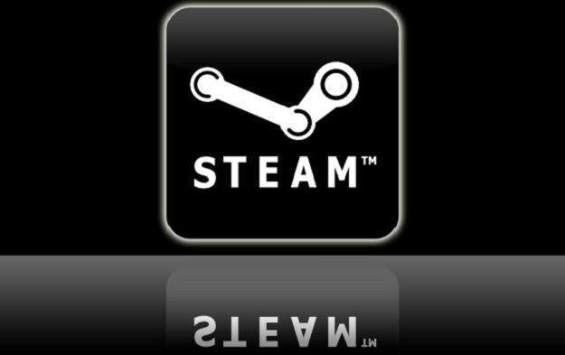 Steam - logo /Informacja prasowa