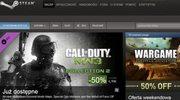 Steam: Wyciekła lista gier objętych wyprzedażą