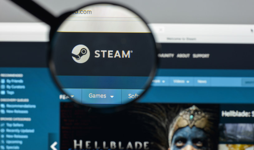 Steam /123RF/PICSEL