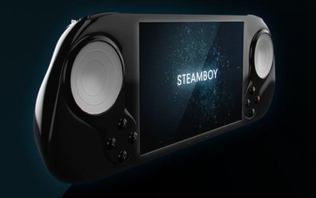 SteamBoy /materiały prasowe