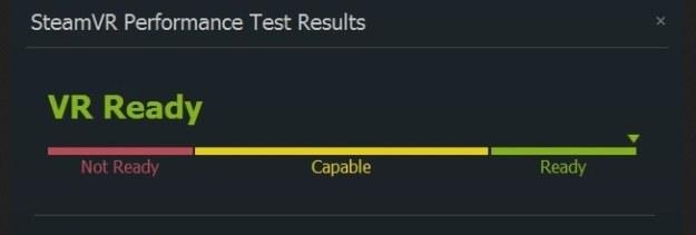 SteamVR Performance Test - Valve /INTERIA.PL