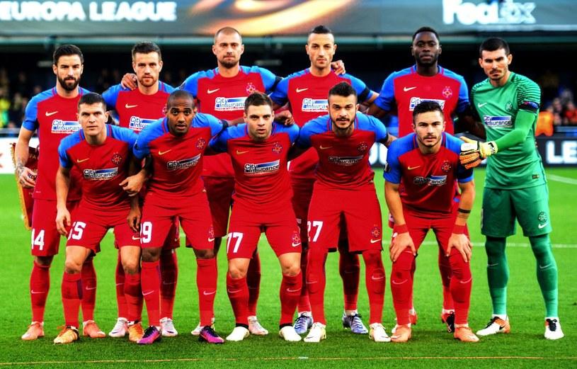 Steaua Bukareszt teraz FCSB /AFP