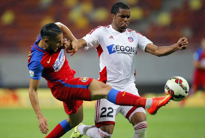Steaua uporała się w dwumeczu z FK AS Trenczyn /PAP/EPA